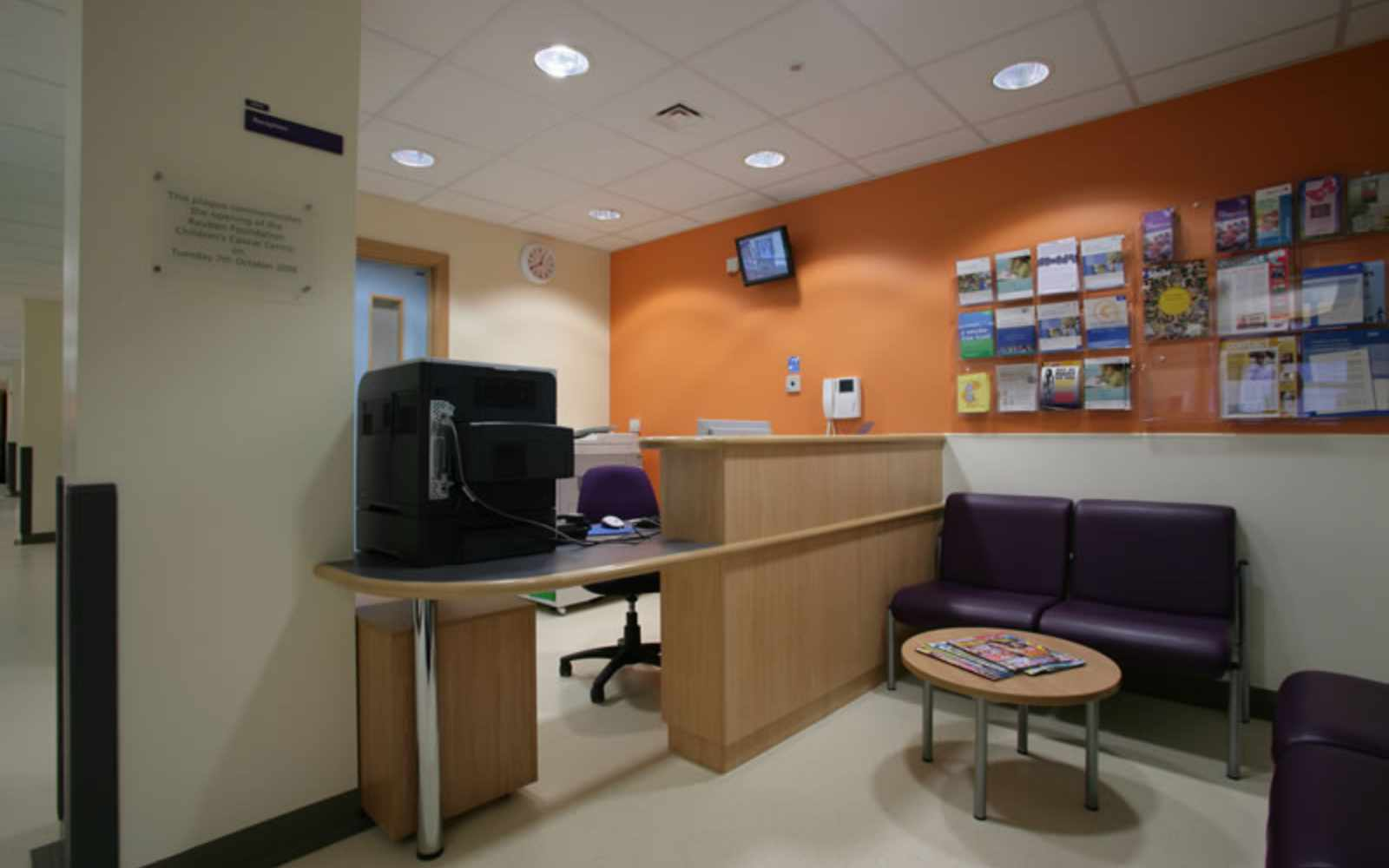 Healthcare Furniture For Great Ormond Street Hospital