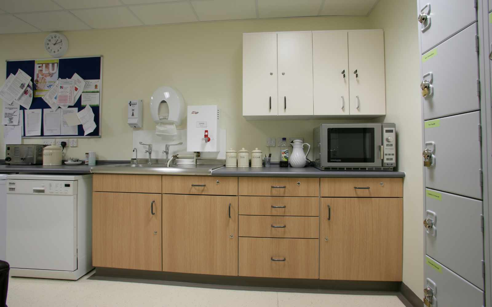 Healthcare Furniture For North Middlesex University Hospital