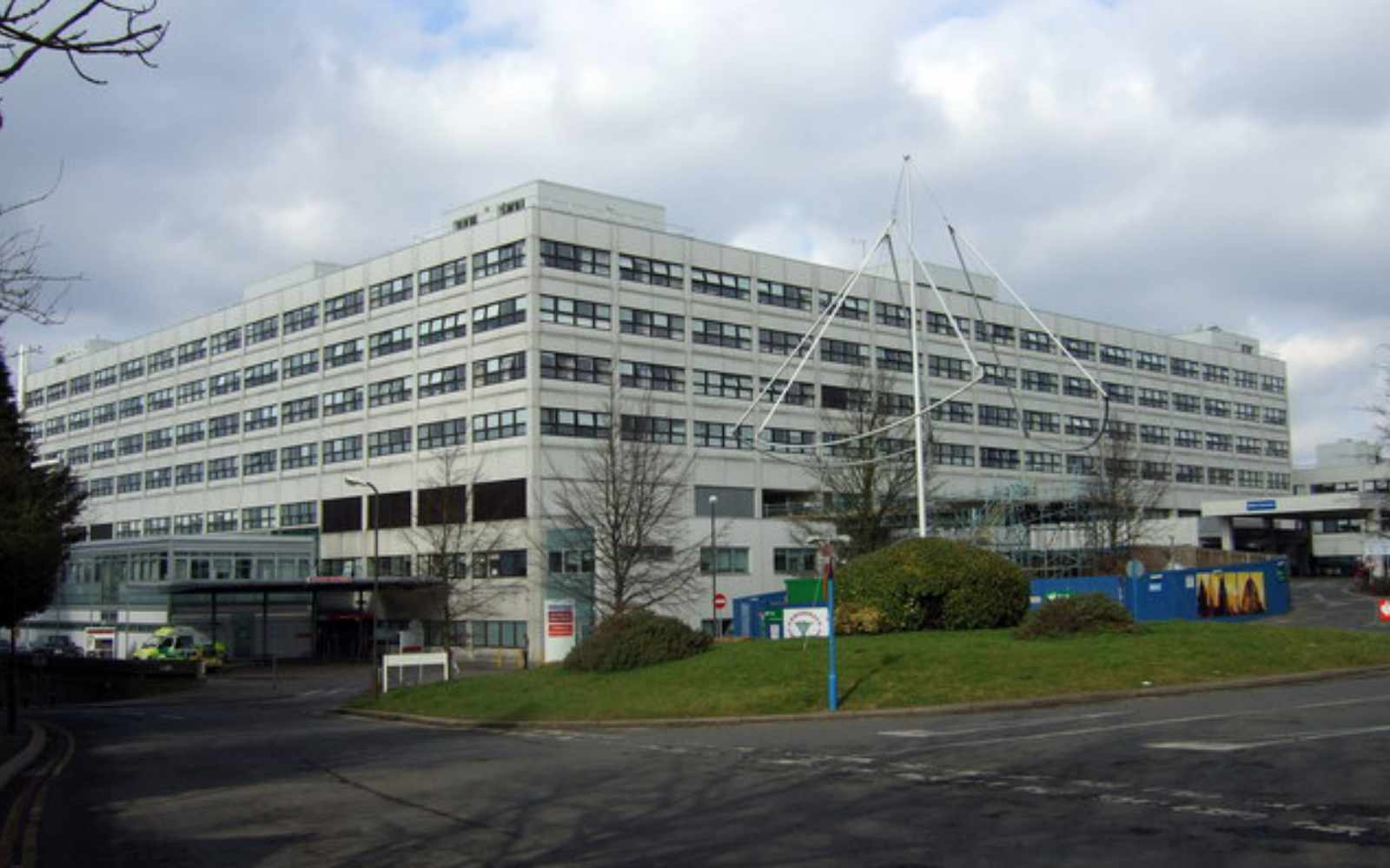 Healthcare Furniture For The John Radcliffe Hospital, Oxford